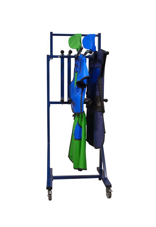 Мобильная вешалка для рентгенозащитной одежды MAR-M5