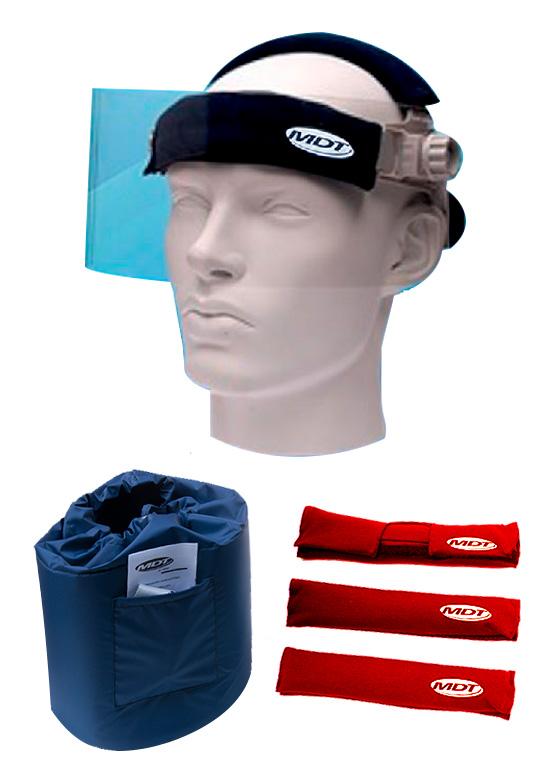 Защитная маска 006 с панорамным экраном