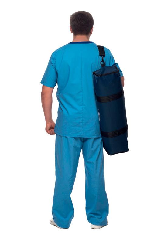 Купить сумку для рентгенозащитной одежды
